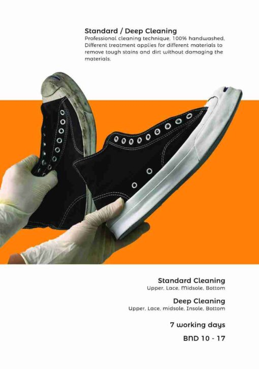 Shoe Cleaning Services